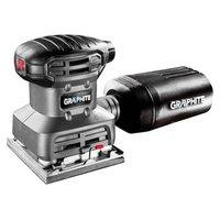 Vibrační bruska 59G320, elektrika (kabel), 230V, 26000 oscilací/min, Graphite
