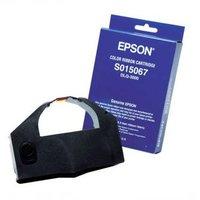 Epson originální páska do tiskárny, C13SO15067, barevná, Epson DLQ 3000, 3000+, 3500