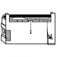 Kompatibilní páska do pokladny, ERC 18, fialová, pro Epson