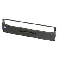 Epson originální páska do tiskárny, C13S015637, černá, Epson LX350, LX-300, +, +II