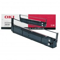 OKI originální páska do tiskárny, 9002308, černá, OKI 3410