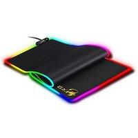 Podložka pod myš GX-Pad 800S RGB, herní, černá, 800*300 mm, 3 mm, Genius, podsvícená
