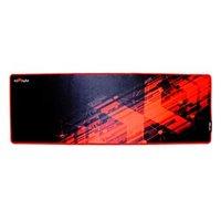 Podložka pod myš, P2-XL, herní, černo-červená, 78 x 27 x 0.4 cm, Red Fighter