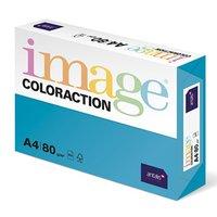 Xerografický papír Coloraction, Lisbon, A4, 80 g/m2, sytě modrý, 500 listů, vhodný pro inkoustový ti