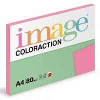 Xerografický papír Coloraction, Malibu, A4, 80 g/m2, reflexní růžový, 100 listů, vhodný pro inkousto