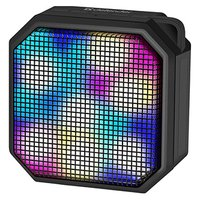 Defender reproduktor G16, Li-Ion, 1.0, 5W, černý, regulace hlasitosti, LED podsvícení, BT 5.0, TWS,