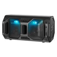 Defender reproduktor Rage, Li-Ion, 2.0, 50W, černý, regulace hlasitosti, LED podsvícení, BT 5.0, TWS