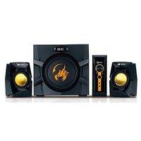 Genius reproduktory SW-G2.1 3000, 2.1, 70W, černé, regulace hlasitosti, herní