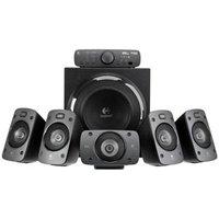 Logitech Z906-Digital, 5.1, 500W, černé, dálkové ovládání, výborné basy, 3.5mm Jack, RCA-Cinch konek