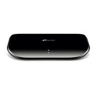 TP-LINK, TL-SG1005D, mini switch, LAN, 10/100/1000Mbps, 5 portový
