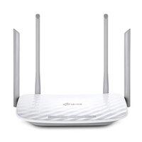 TP-LINK, Archer C5 AC1200, Router, Wireless 2,4GHz a 5 GHz, 10/100/1000Mbps, 4x fixní externí anténa