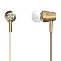Genius HS-M360, sluchátka, bez ovládání hlasitosti, zlaté, 3.5 mm jack špuntová