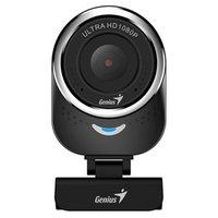 Genius Web kamera QCam 6000, 2,1 Mpix, USB 2.0, černá