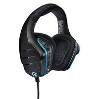 Logitech G633, herní sluchátka s mikrofonem, ovládání hlasitosti, černá, 7.1 surround (virtuálně), p