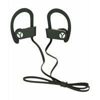 YZSY DINOX Sports & Outdoor, sluchátka s mikrofonem, ovládání hlasitosti, černá, bluetooth
