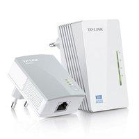TP-Link TL-WPA4220KIT Starter Kit (2ks) nano adaptér + opakovač, 300m, bílá, TP-LINK