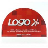 LOGO - oblouk, plastový