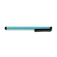 Dotykové pero, kapacitní, kov, světle modré, pro iPad a tablet