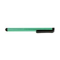 Dotykové pero, kapacitní, kov, tmavě zelené, pro iPad a tablet