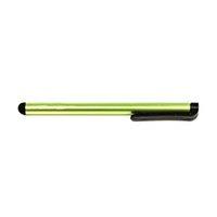 Dotykové pero, kapacitní, kov, světle zelené, pro iPad a tablet