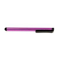 Dotykové pero, kapacitní, kov, fialové, pro iPad a tablet