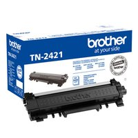 Brother originální toner TN2421, black, 3000str., Brother DCP-L2532DW, DCP-L2552DN, HL-L2312D, HL-L2