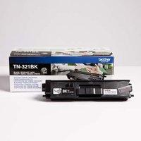 Brother originální toner TN-321BK, black, 2500str., Brother HL-L8350CDW,HL-L9200CDWT, O