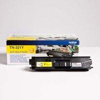 Brother originální toner TN-321Y, yellow, 1500str., Brother HL-L8350CDW,HL-L9200CDWT, O