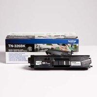 Brother originální toner TN-326BK, black, 4000str., Brother HL-L8350CDW, DCP-L8400CDN, O
