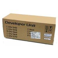 Kyocera originální developer DV-560C, cyan, 200000str., Kyocera FS-C5350DN,FS-C5350DN/KL3,FS-C5300DN