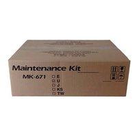 Kyocera originální maintenance kit MK671, 1702K58NL0, 300000str., Kyocera KM-2560,3060,2540,3040,TAS