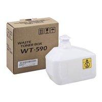 Kyocera originální waste box WT-590, 15000str., Kyocera FS-C2026MFP, C2126MFP, C2626MFP, P6021cdn, P