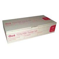Oce originální toner 1060047449, black, 1070066265, Oce TDS700, dual pack, 500g, obsahuje odpadní ná