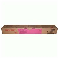 Sharp originální toner MX-27GTMA, magenta, 15000str., Sharp MX-4500N