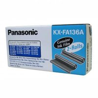 Panasonic originální fólie do faxu KX-FA136A/E, 2*100m, Panasonic Fax KX-F 1810