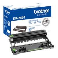 Brother originální válec DR2401, black, 12000str., Brother DCP-L2532DW, DCP-L2552DN, HL-L2312D, HL-L