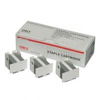 OKI originální staple cartridge 45513301, 2x1500, OKI MC760, 770, 780