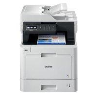 Laserová tiskárna Brother, DCP-L8410CDW, barevná tiskárna PCL Three-In-One