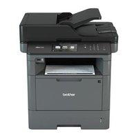 Mono multifunkční laserová tiskárna Brother, MFC-L5750DW, USB, Ethernet, WiFi, duplex, kopírka, sken