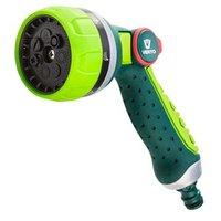 Verto pistolový postřikovač 15G710, zelený