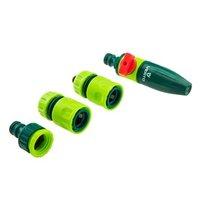 Verto set tryska přímá 15G711, zelená