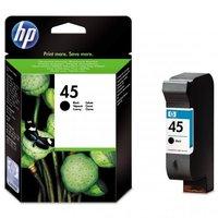 CTR-HP 51645AE  HP 45 Black  930str., 42ml, orig.     ink.