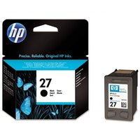 CTR-HP  C8727AE  HP 27  Black  10ml, orig. ink.