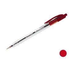 Propiska jednorázová CENTROPEN 2225 SlideBall Clicker, červená