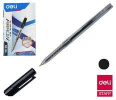 Propiska jednorázová ARROW basic DELI EQ01120 černá