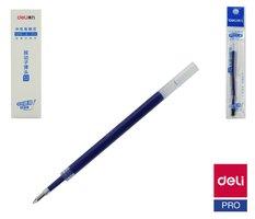 Náplň do gelového pera modrá 0,5 mm DELI S206