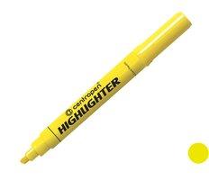 Zvýrazňovač CENTROPEN 8552 (8852) žlutý