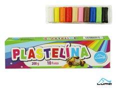 Plastelína  LUMA 10 barev