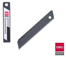 Břity do odlamovacího nože 18mm 10ks DELI E78000