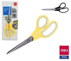 Nůžky 195mm LUX DELI E6002